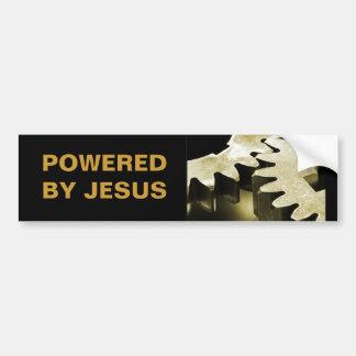 Psto por Jesus Adesivo Para Carro