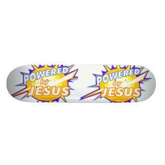 Psto por Jesus Shape De Skate 18,1cm