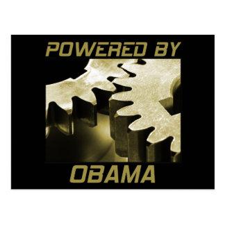 Psto por Obama Cartao Postal
