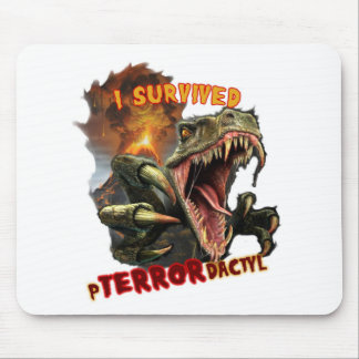 pTERRORdactyl Mouse Pad