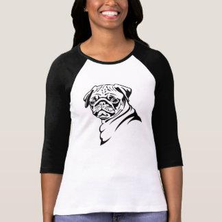 pug+camiseta camiseta