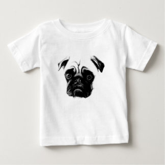pug+camiseta t-shirt