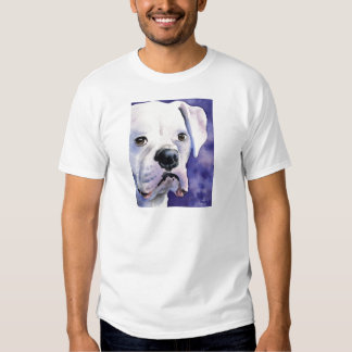 Pugilista branco tshirts