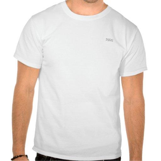 Pugs de Texas Tshirt