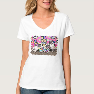 Pugstock 2015 - Sampson Oscar Madden - Pugs T-shirts
