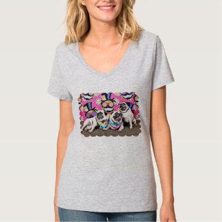 Pugstock 2015 - Sampson Oscar Madden - Pugs T-shirt
