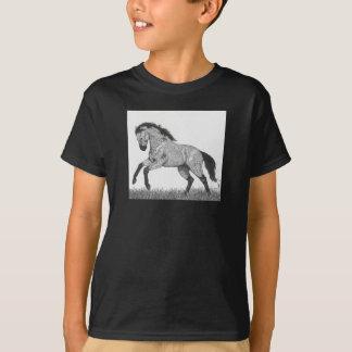 """""""Pulando t-shirt do cavalo"""""""