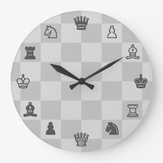 Pulso de disparo da xadrez relógios para paredes