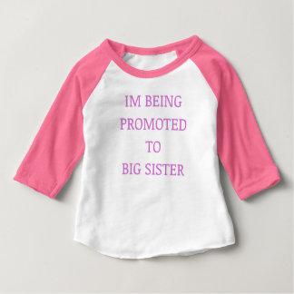 Punk da promoção da irmã mais velha camisetas