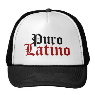 Puro, Latino Boné