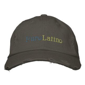 Puro, Latino Boné Bordado