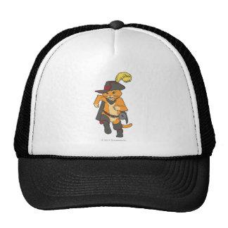 Puss Running Hat