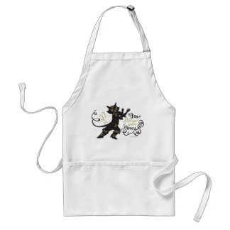 Put Up Your Paws Aprons