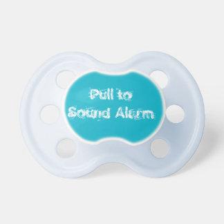 Puxe para o Pacifier sadio do alarme Chupeta De Bebê