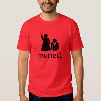 Pwned (camisas escuras) tshirts