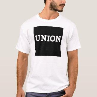 Quadrado da união camiseta