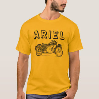 Quadrado quatro de Ariel Tshirt