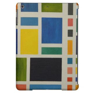 quadrados do ipad da cor capa para iPad air
