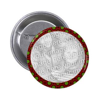 Quadro da foto do feriado boton
