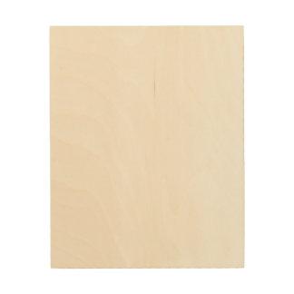 Quadro De Madeira Canvas feitas sob encomenda da madeira 8x10