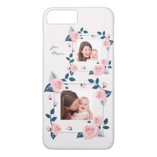Quadros florais capa iPhone 7 plus
