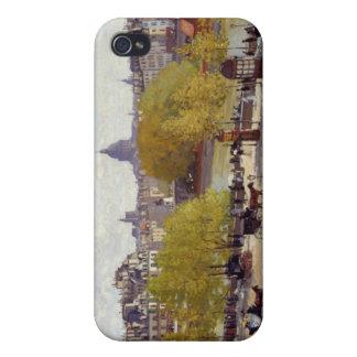 Quai du Louvre - Claude Monet Capa iPhone 4
