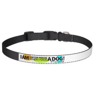 Quando eu mandar um cão o personalizar! Grande Correntes De Cachorro