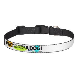 Quando eu mandar um cão o personalizar! Meio Correias Para Cachorros
