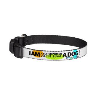 Quando eu mandar um cão o personalizar! Pequeno Correias Para Cachorros