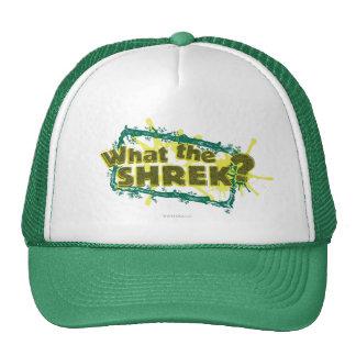 Que Shrek? Boné