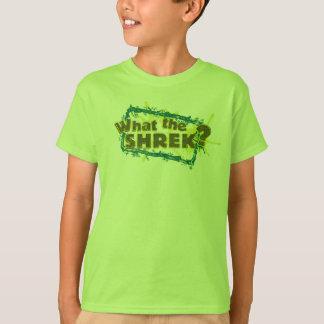 Que Shrek? Camisetas
