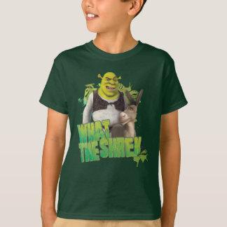 Que Shrek T-shirts