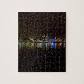 Quebra-cabeça Beira-rio de Liverpool