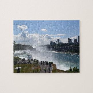 Quebra-cabeça de Niagara Falls