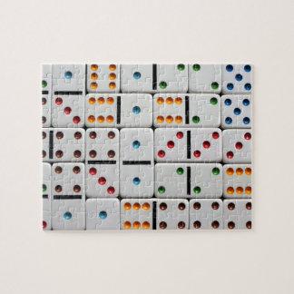 Quebra-cabeça dos dominós