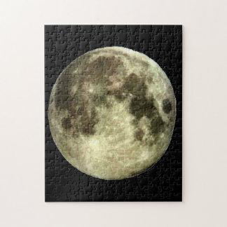 Quebra-cabeça Lua cheia