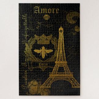 Quebra-cabeça Paris: Amore