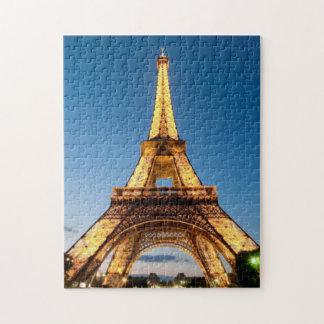 Quebra-cabeça Torre Eiffel