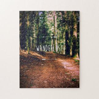 Quebra-cabeça Wanderlust