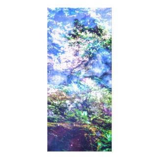 Quedas da tranquilidade 10.16 x 22.86cm panfleto