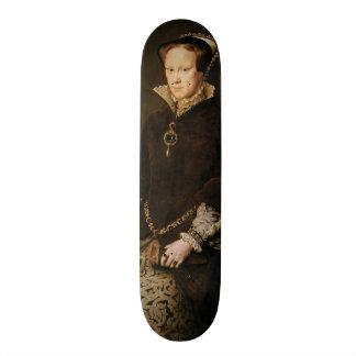 Queen Mary mim de Inglaterra Maria Tudor pela ANSR Shape De Skate 20cm