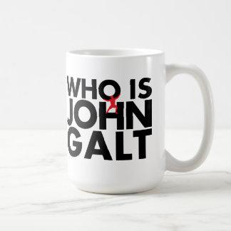 Quem é John Galt Caneca