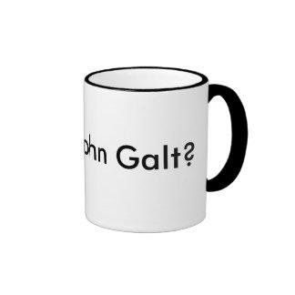 Quem é John Galt? Caneca
