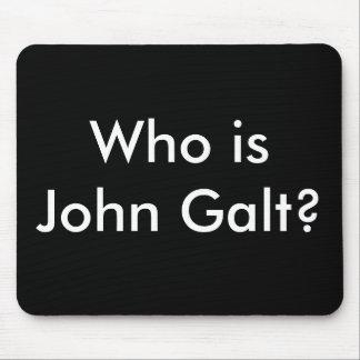 Quem é John Galt? mousepad