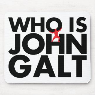 Quem é John Galt Mouse Pad