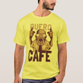 Quero Cafe T-shirts