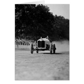 Raça justa de Rockville auto 8-25-1923 Cartão Comemorativo