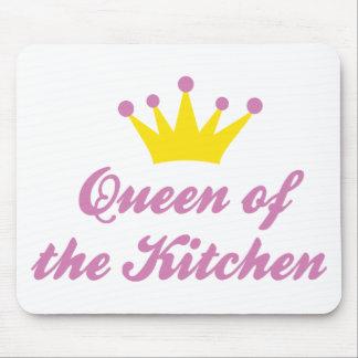 Rainha de inglaterra of Kitchen the Mouse Pads