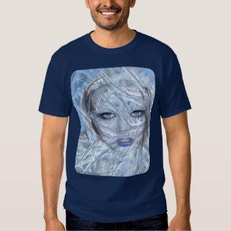 Rainha do gelo tshirts