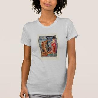 Rainha dos cobras t-shirt